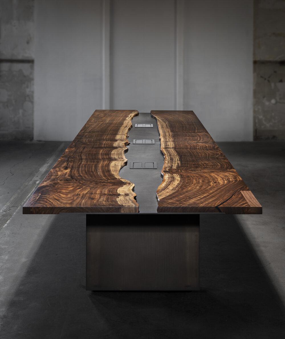 Vermillion Capital Board Room Table