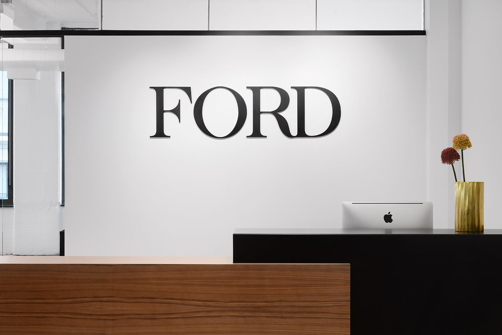 Ford Models Reception